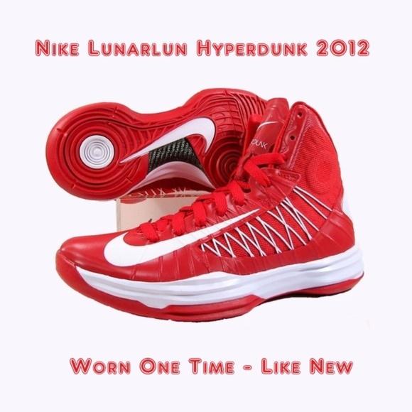 promo code 889fe 40d04 Nike Men s LUNARLON HYPERDUNK 2012 Sneakers -US 7.  M 5b71f73e7386bc6da057ecca